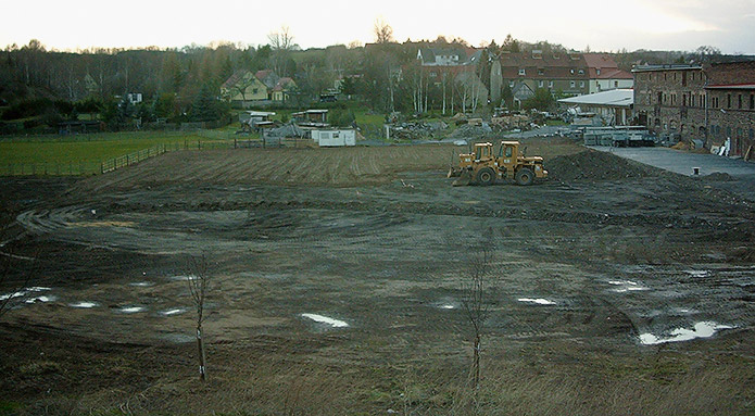 Bau 2001